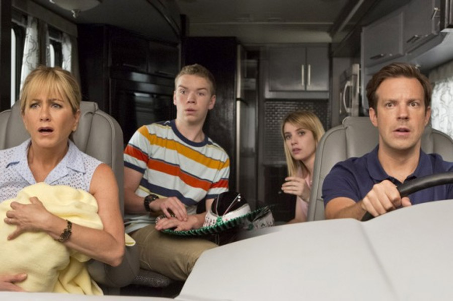 "We're the Millers"": Jennifer Aniston, funny again at last 45846"