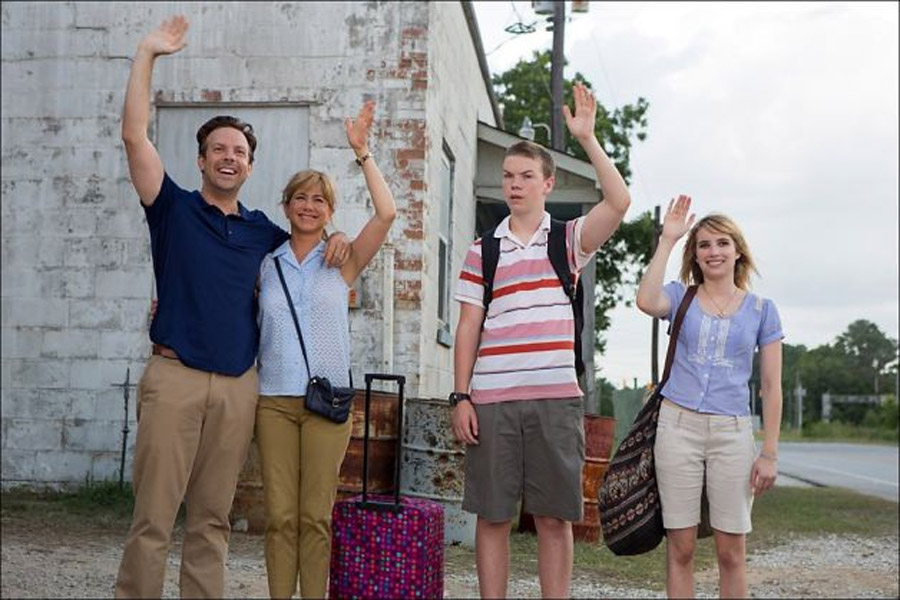 'We're the Millers' review: Awkward laughs 45848