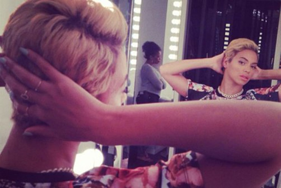 Beyoncé Gets a Haircut: Pixie Cut Debuts on Instagram 45864