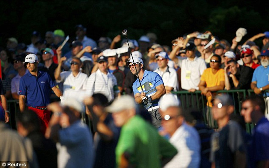 Casey banishes the ghost of last year's PGA Championship with solid opening round 45868