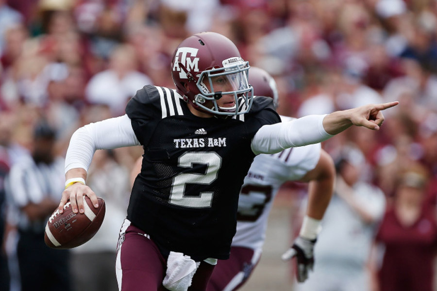 Johnny Manziel Could Change the NFL's Rules Forever 45882