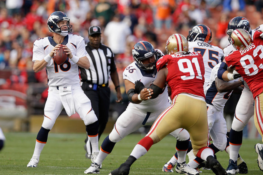 Broncos vs. 49ers final score: Denver wins quiet game, 10-6 45892
