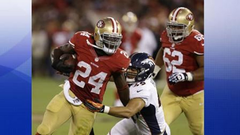 Denver defense stymies 49ers in preseason opener 45893