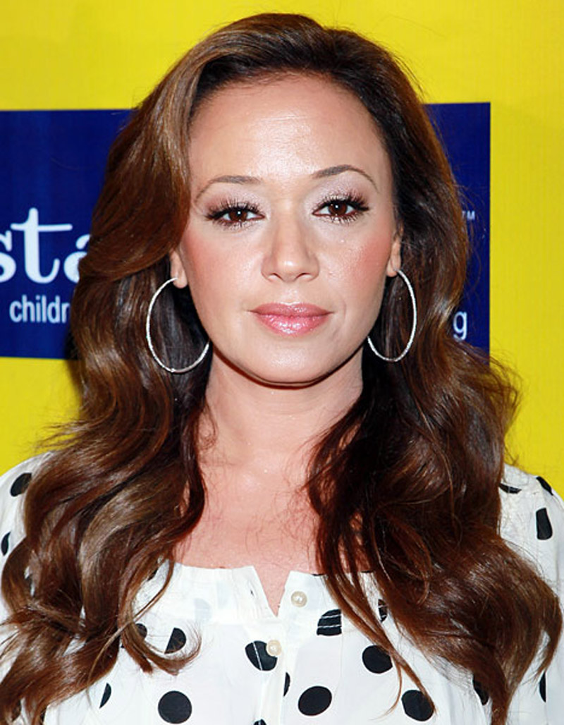 """Leah Remini's Claim That Scientology Leader's Wife Is Missing Is """"Unfounded"""": LAPD 45909"""