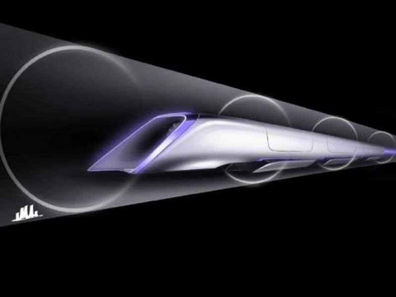 Big, Beautiful Pictures Of Elon Musk's Hyperloop 45912