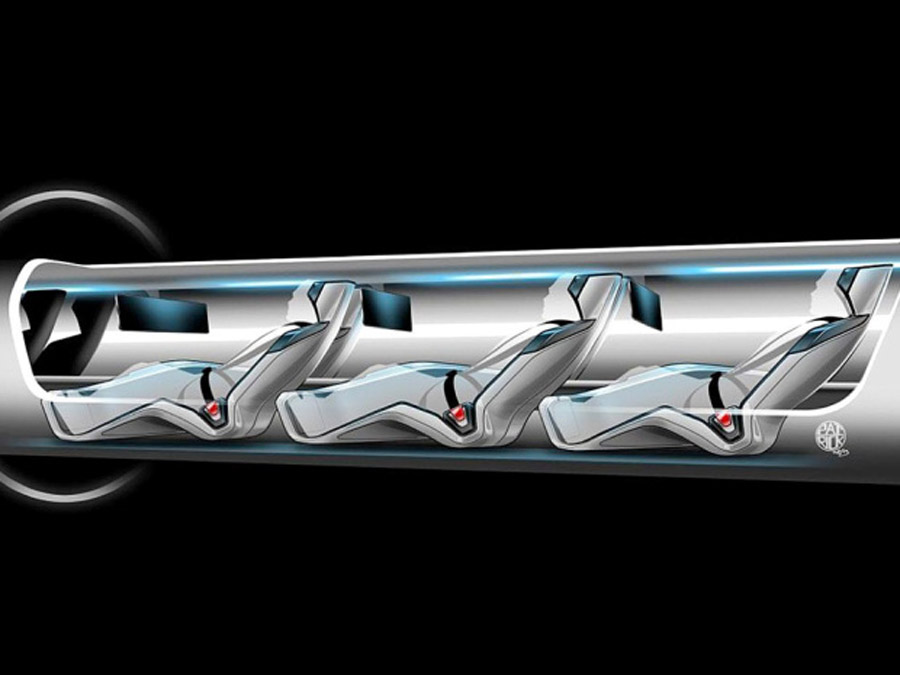 Elon Musk reveals Hyperloop plans 45913