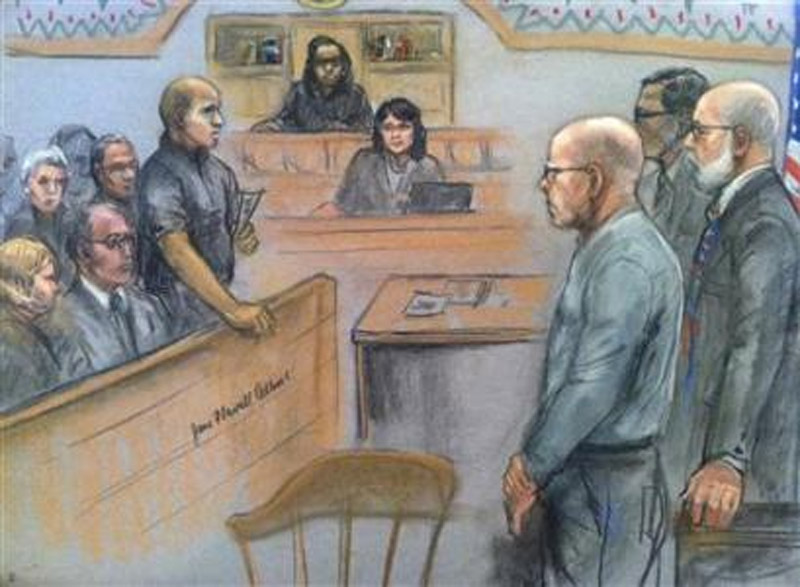 Whitey' Bulger guilty of 11 murders in sweeping Boston mob case 45921
