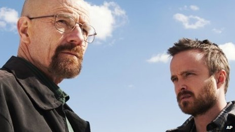 Breaking Bad gets biggest ever US audience 45933