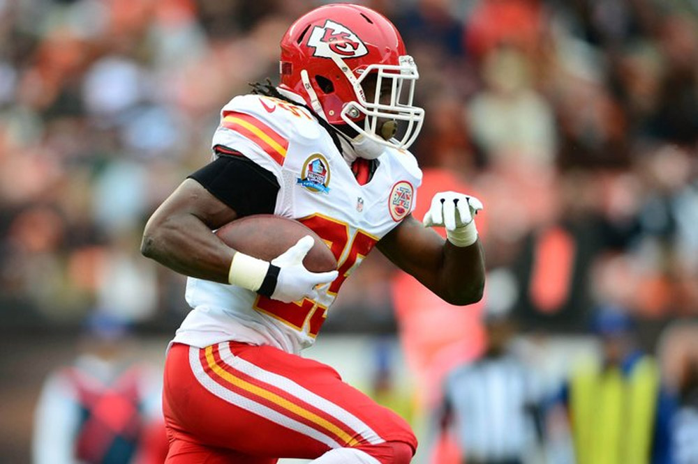 Jamaal Charles injury: Chiefs are 'privately' concerned? 45971