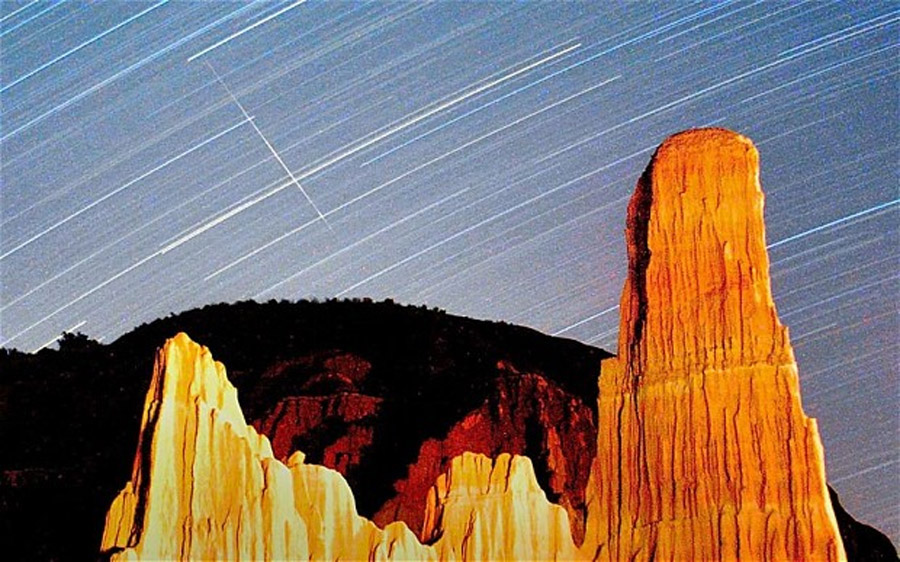 Perseid meteor shower 'at its most spectacular tonight' 45977