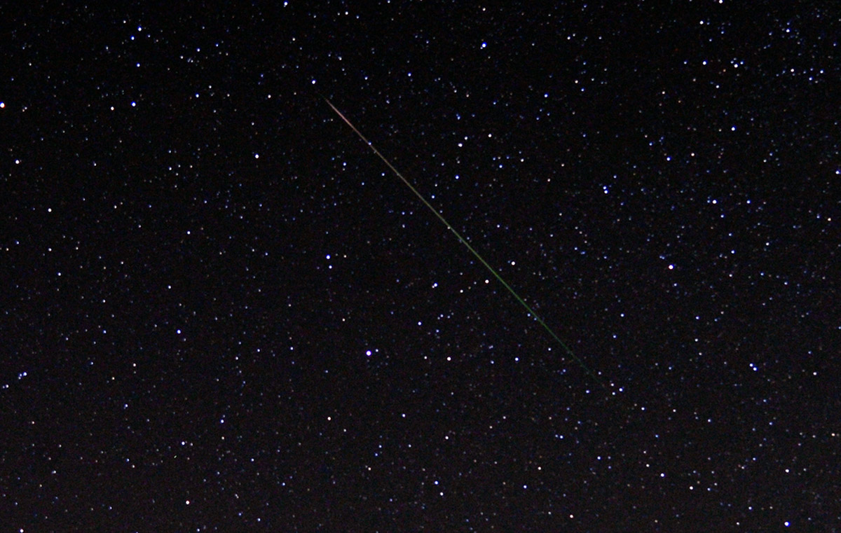 Meteor Shower August 2013 Live Stream Tonight: Best Time to Watch Online Aug. 13 Perseid Meteors 45979