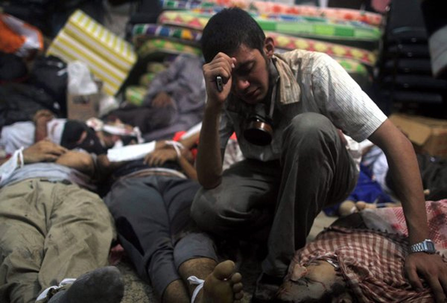 Muslim Brotherhood Urges New Protests After Mass Killing 46022