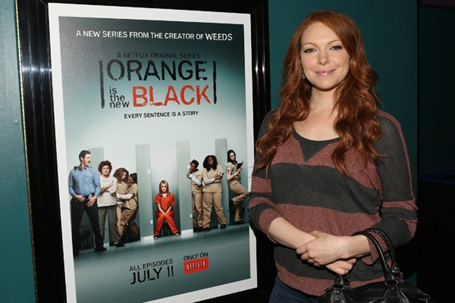 Laura Prepon Leaving 'Orange Is the New Black' 46056