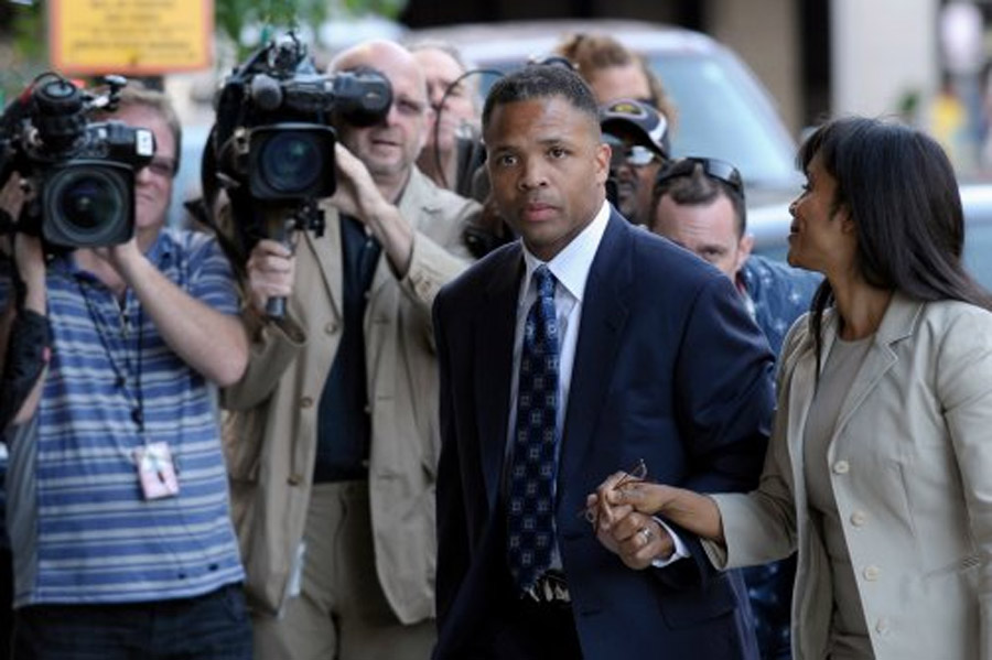 Jesse Jackson Jr's 'Staggering' Fall From Grace 46059