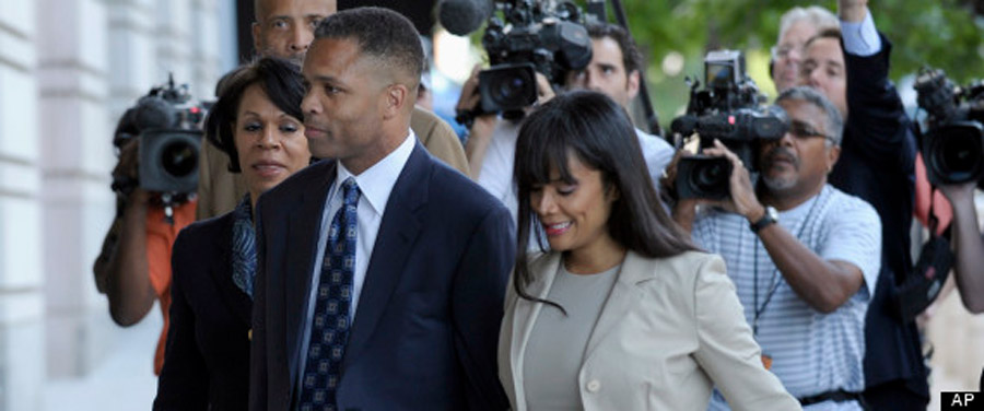 Sandra Jackson Sentenced: Jesse Jackson Jr.'s Wife To Serve Year In Prison 46060