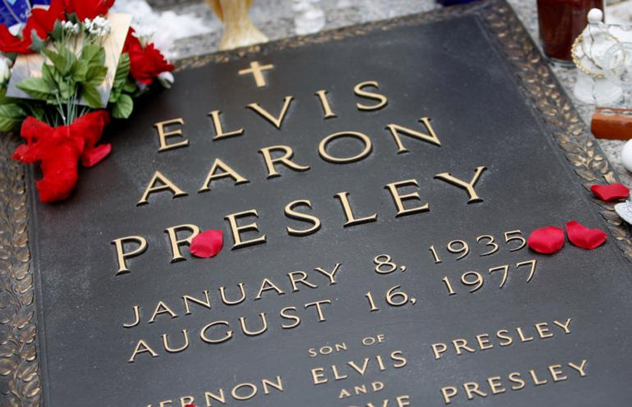 Elvis Presley Remembered On Thirty Sixth Death Anniversary