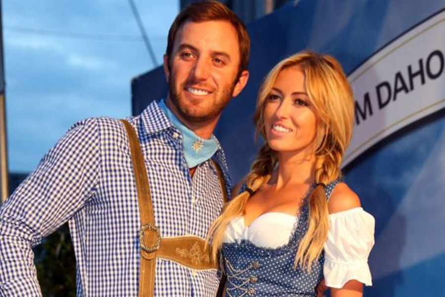 Paulina Gretzky, Dustin Johnson announce engagement 46128