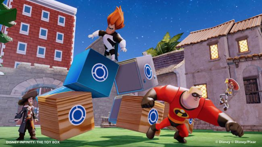 Disney Infinity review – collectable content 46140