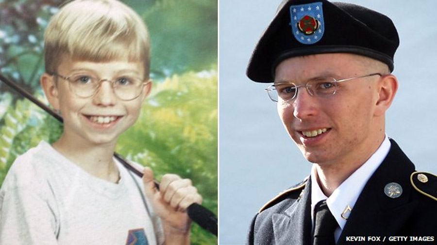 Bradley Manning's disrupted family life 46158