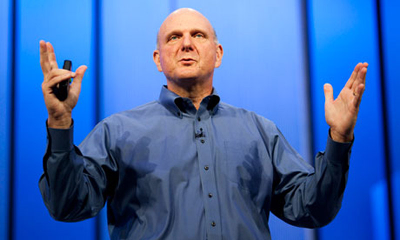 Microsoft CEO Steve Ballmer to retire as company faces needed shake-up 46235