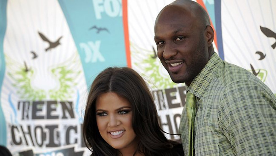 Marriage of Khloe Karashian Odom and Lamar Odom 'in crisis over drugs' 46257