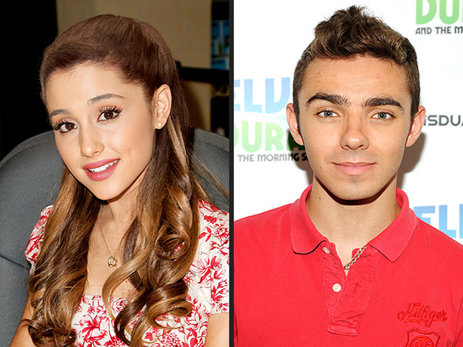 The Wanted's Nathan Sykes Dodges Ariana Grande Dating Rumors 46268