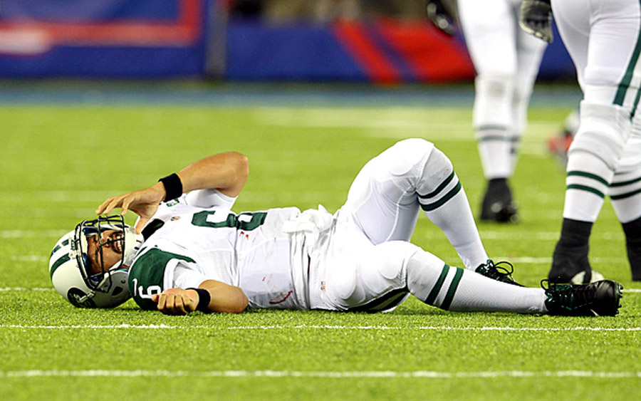 Mark Sanchez to sit final preseason game, status is 'day-to-day' 46290