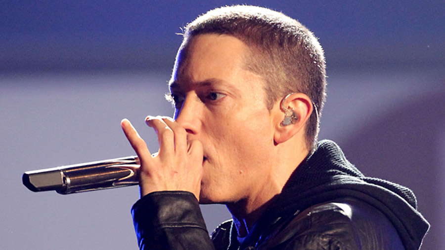 Eminem Blocks BBC From Filming U.K. Festival Set 46302