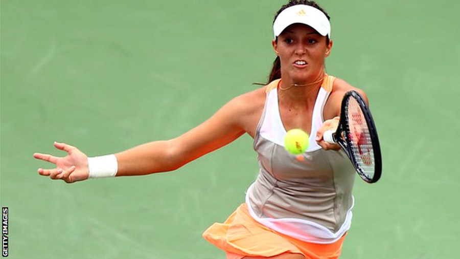 US Open 2013: Laura Robson into second round with straight-sets win 46308
