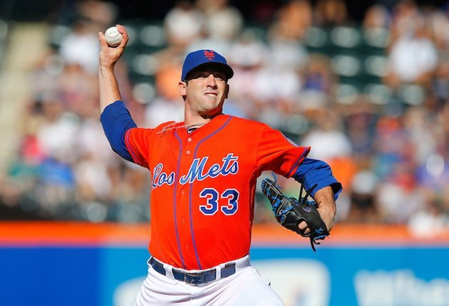 Matt Harvey has partially torn UCL, may need Tommy John surgery 46326