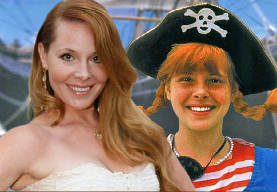 Pippi Longstocking Star Sex Tape Being Shopped She's Coming Into Your Town Alright 46378