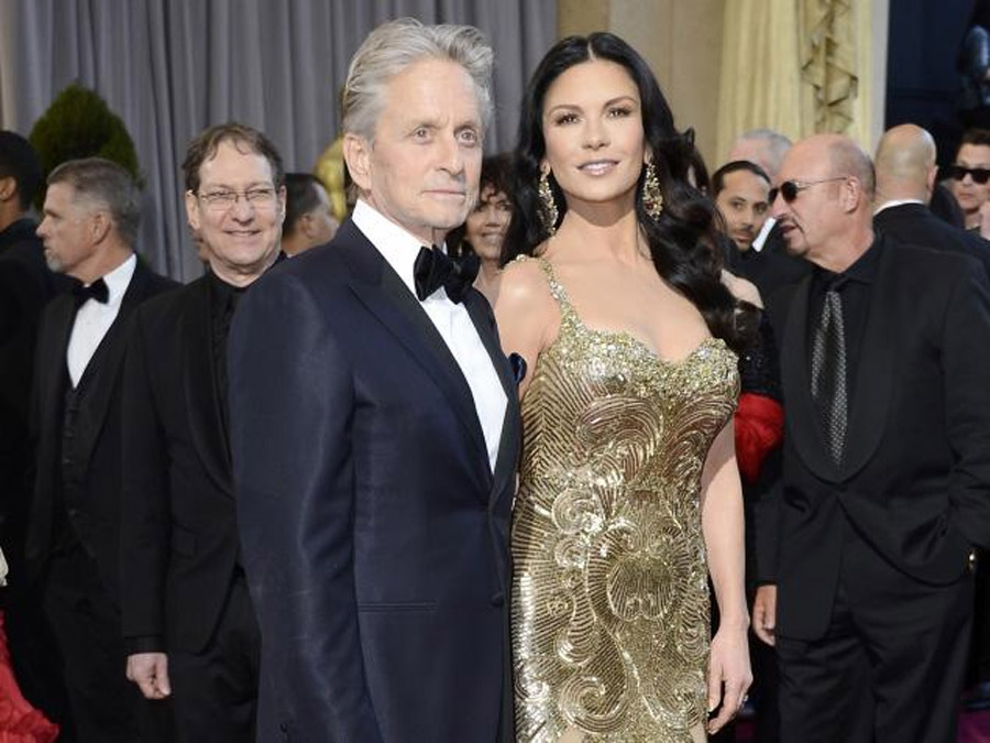 Michael Douglas, Catherine Zeta-Jones separate, 'taking a break' from marriage 46398