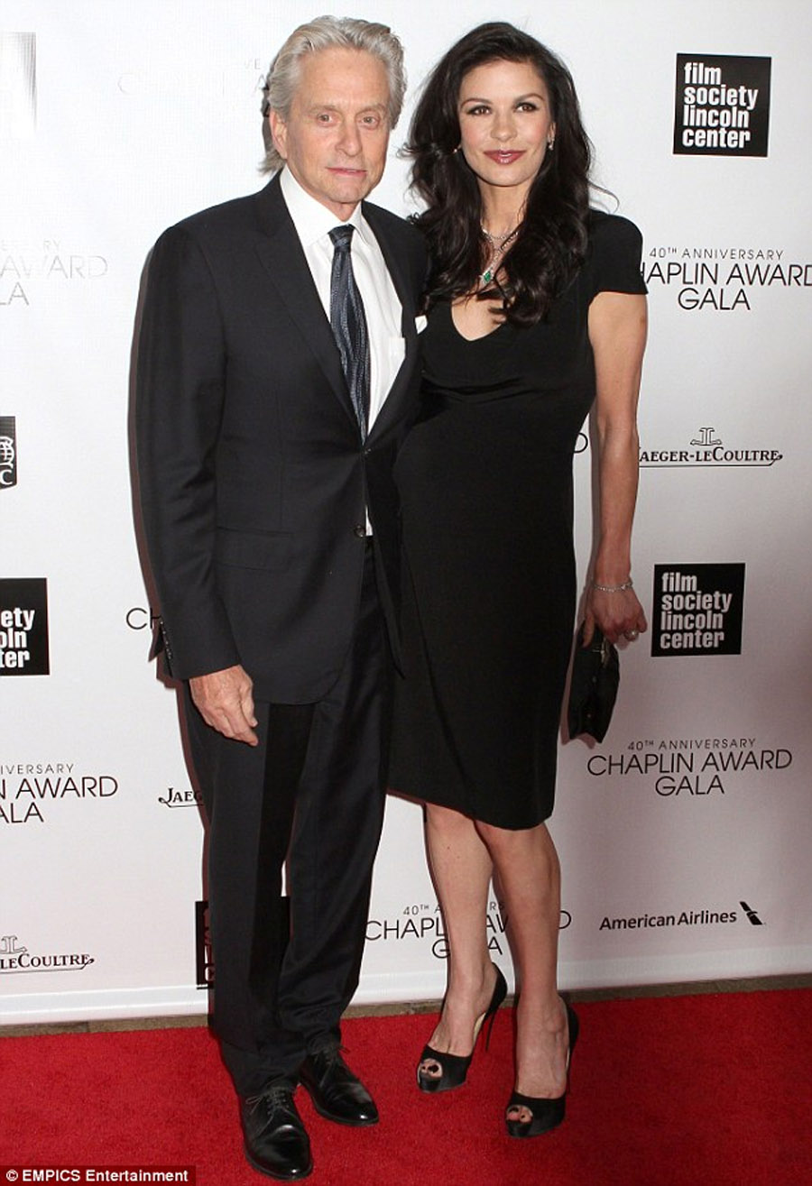 Michael Douglas and Catherine Zeta-Jones confirm separation after 13 years of marriage 46401