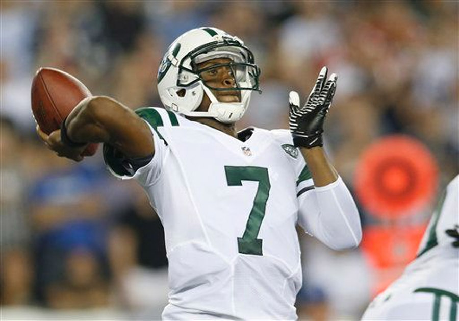 Geno Smith throws 3 interceptions in loss to Patriots 46421