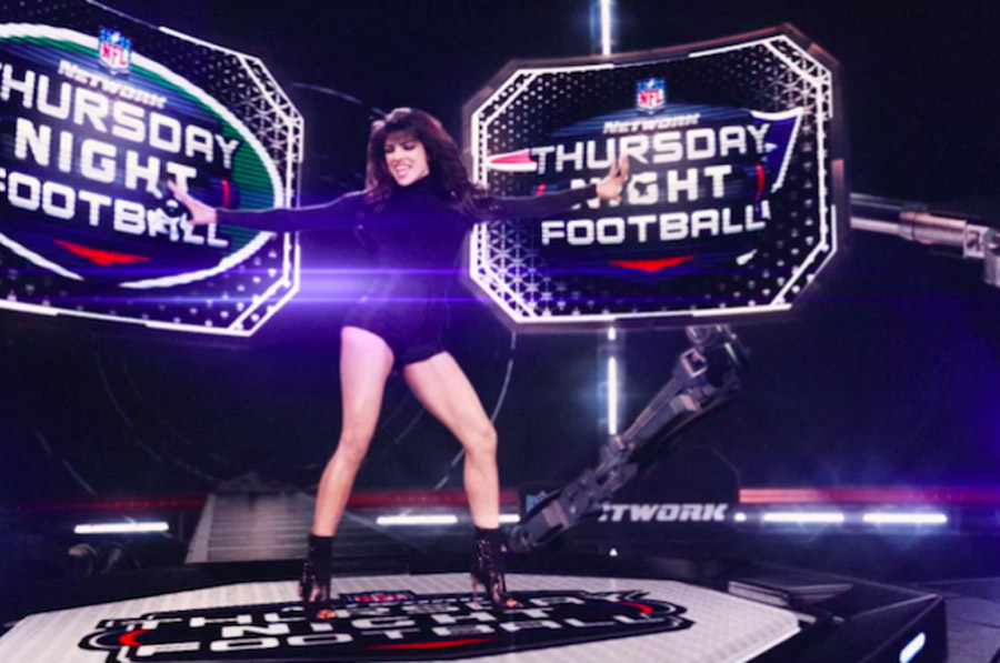 Priyanka Chopra on Her Thursday Night Football Theme Song, Competition With Carrie Underwood, New Album 46423