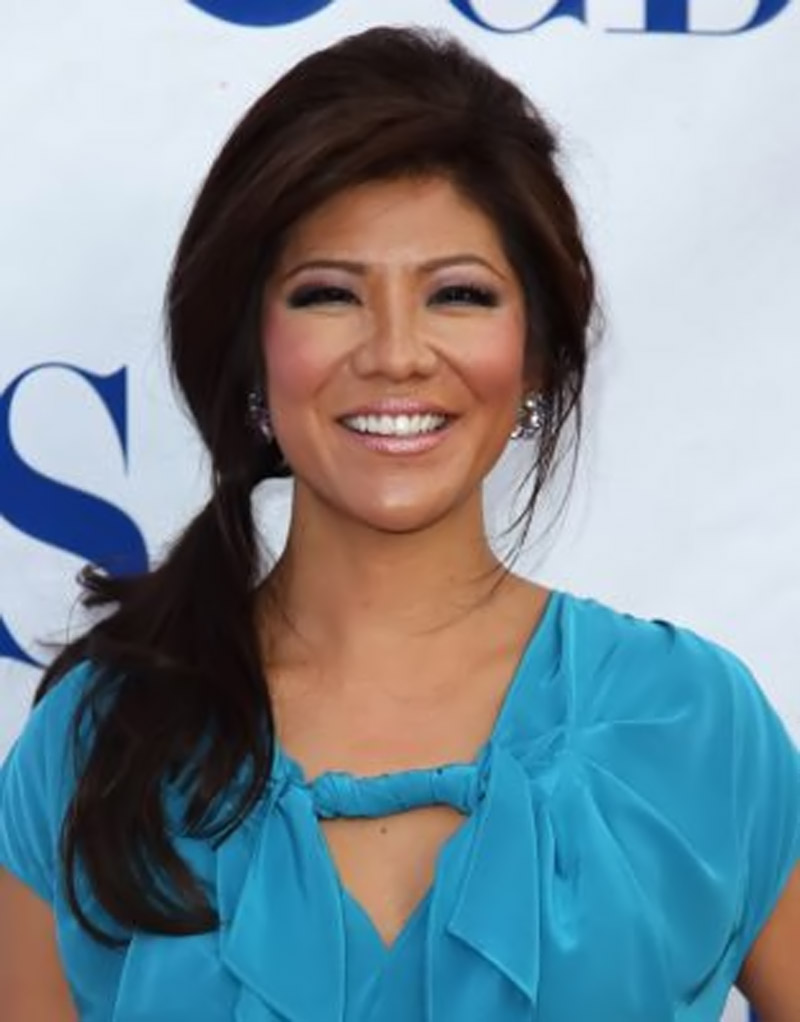 Julie Chen had surgery to make eyes look less Asian, 'The Talk' co-host reveals 46445