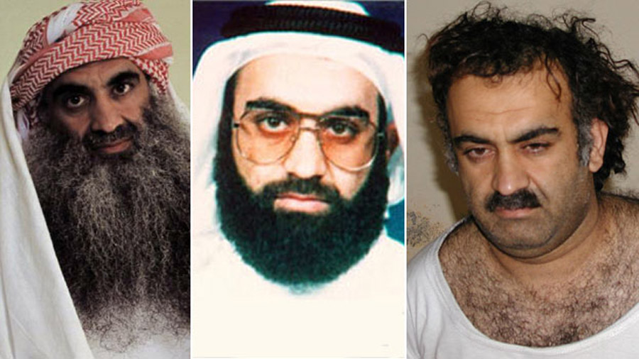 9/11: The man who 'plotted' America's darkest day 46456