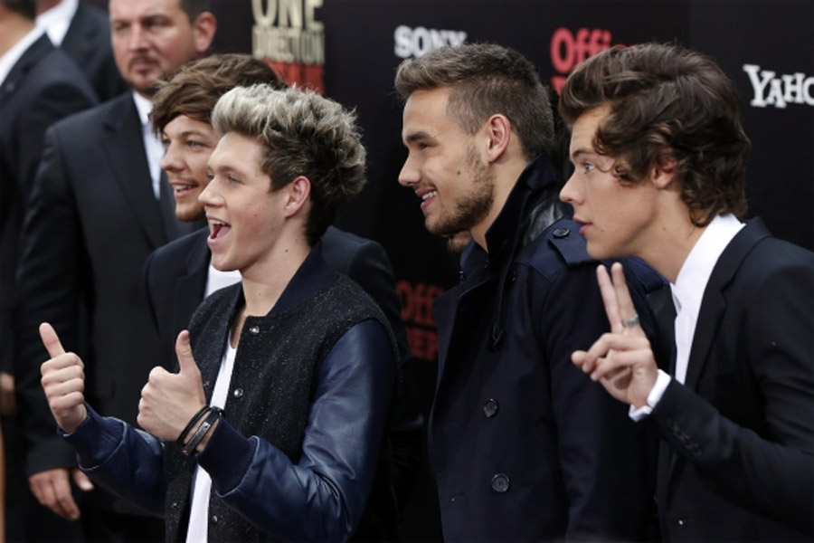Niall Horan of One Direction Turns 20: 5 Reasons to Love the Irish Boyband Heartthrob 46479