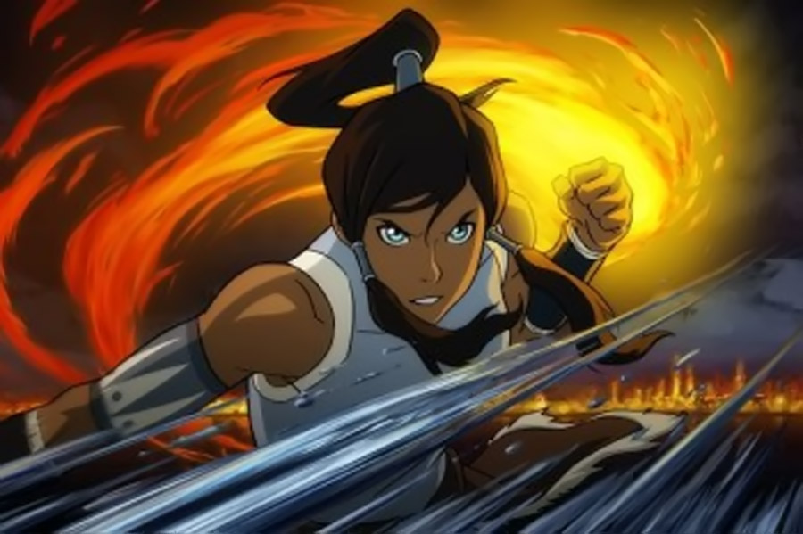 Network TV Press Releases Nickelodeon Debuts Book 2 of Fan-Favorite 'The Legend of Korra' Tonight at 7:00p.m 46483