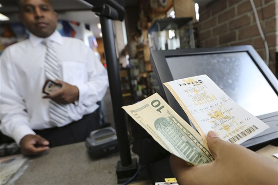 Someone in South Carolina is $400 million richer: Single Powerball winning ticket sold 46493