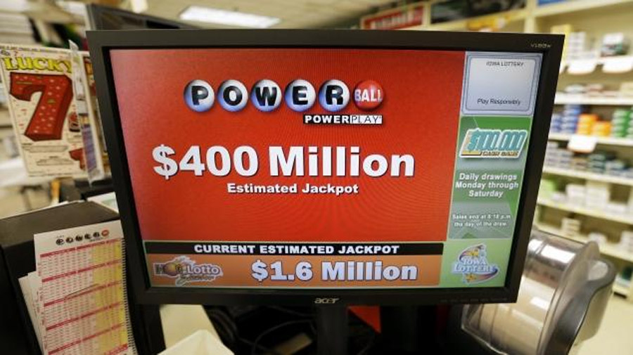 $400M Powerball ticket sold in South Carolina 46494