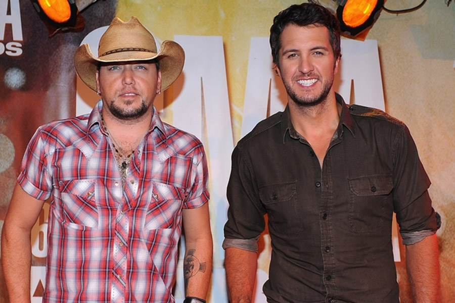 Jason Aldean Comments on Zac Brown's Luke Bryan Slam 46519