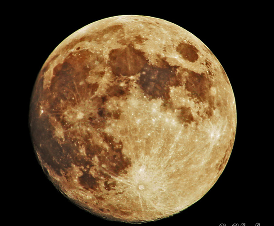 Harvest Moon Tonight: Strange Facts About September's Full Moon 46522
