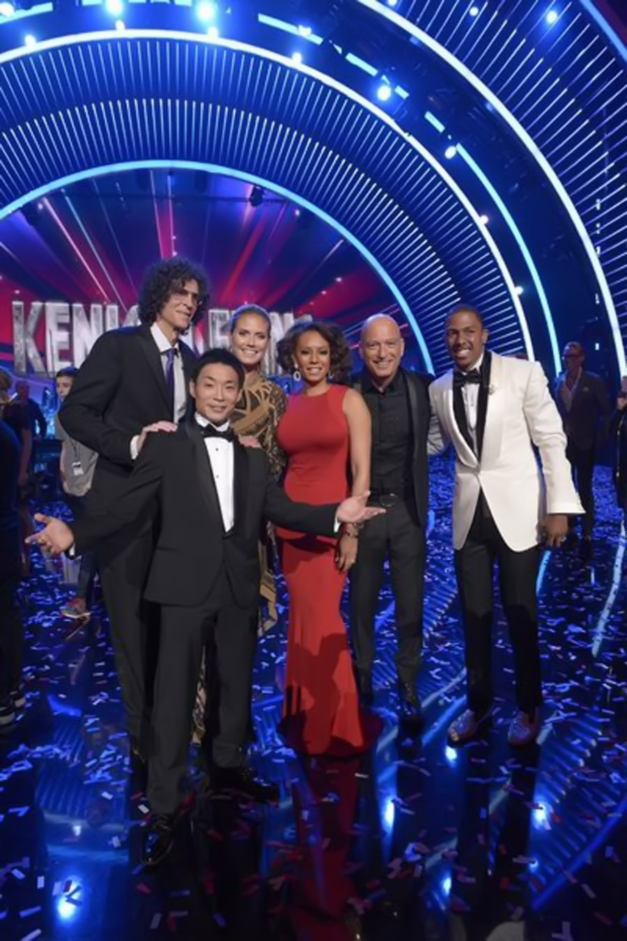 Dancer Kenichi Ebina Wins 'America's Got Talent' 46527