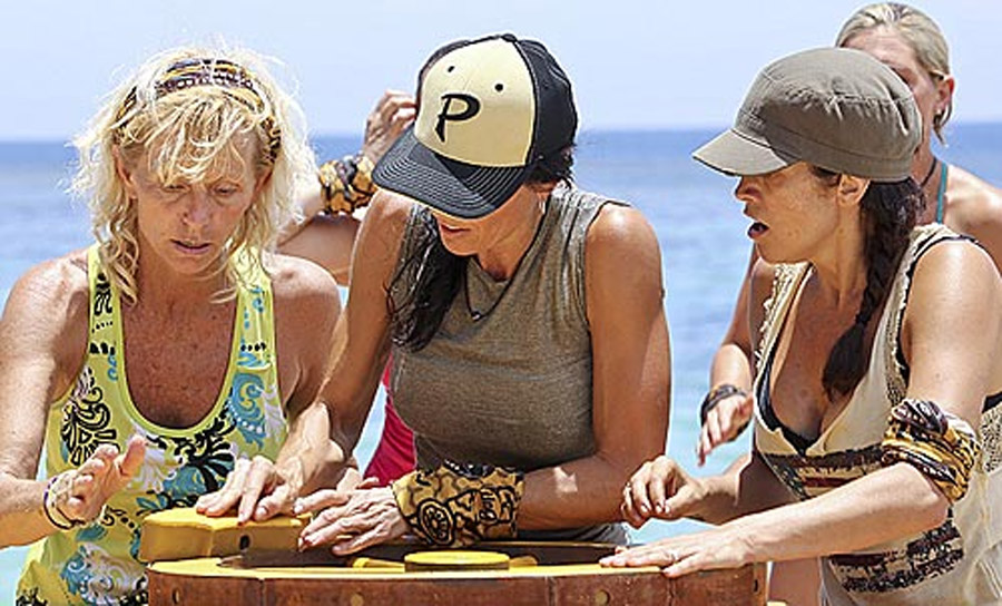 'Survivor' premiere and 'America's Got Talent' finale lead Wednesday, 'Big Brother' finale down 46532