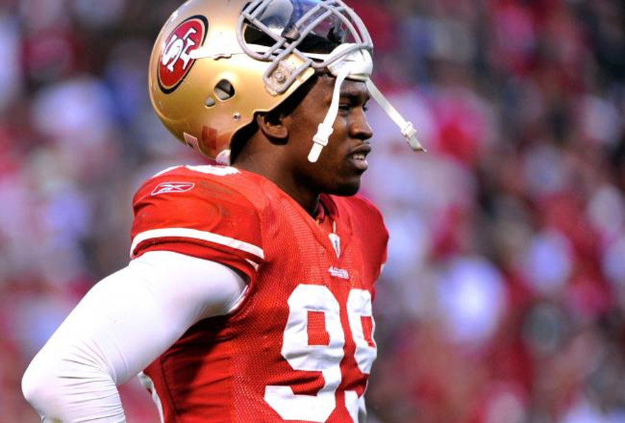 Aldon Smith Arrested on Suspicion of DUI 46551