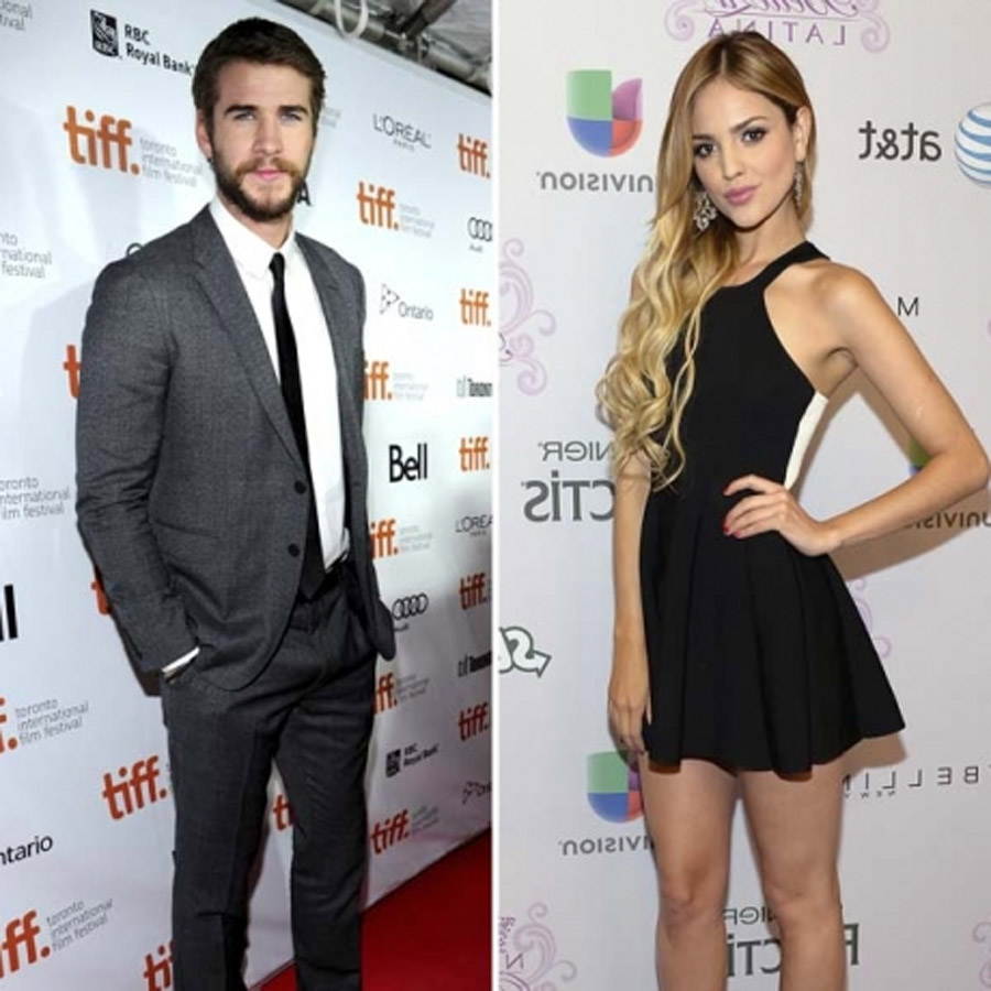 Eiza Gonzalez Is Telling Friends She and Liam Hemsworth Are 'In Love' 46570