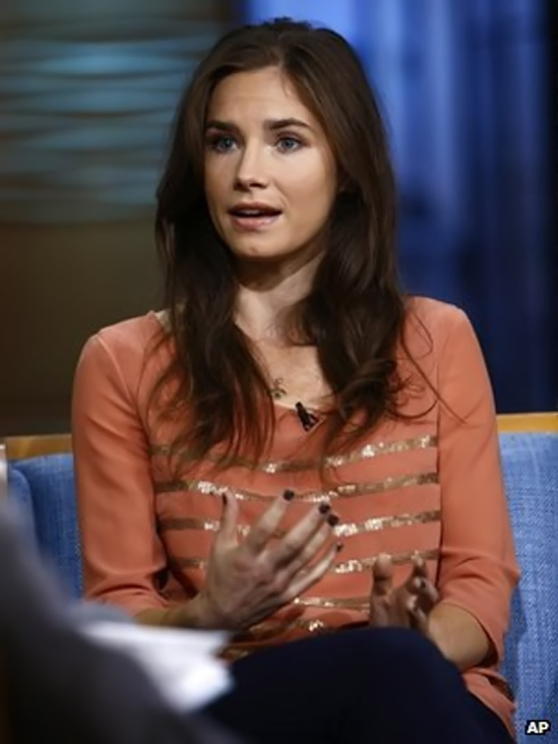 Amanda Knox: I won't go to Italy for Kercher retrial 46578