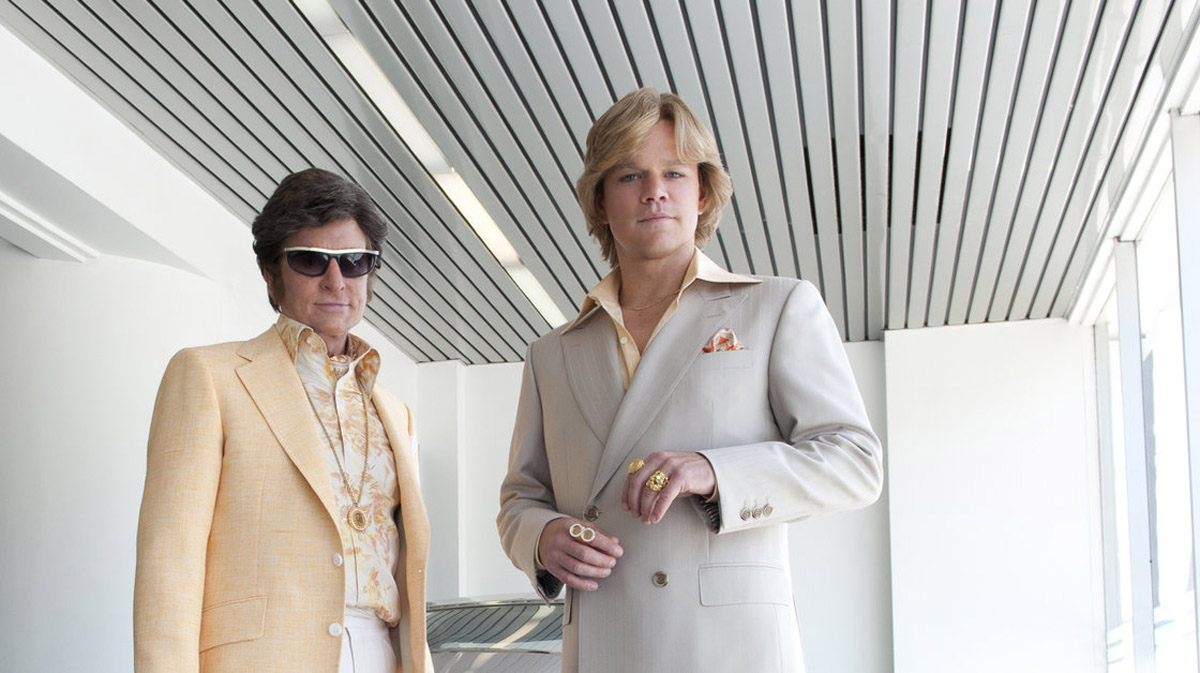 Soderbergh's Liberace, 'Behind The Candelabra' 46605