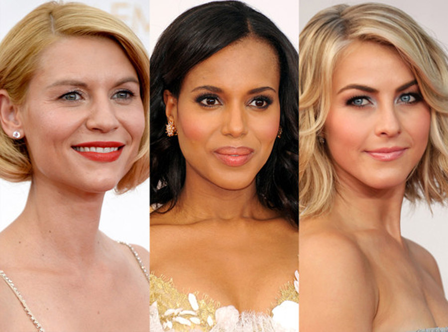 Kerry Washington, Julianne Hough and More Stars With the Best Beauty Looks at the 2013 Emmy Awards 46635